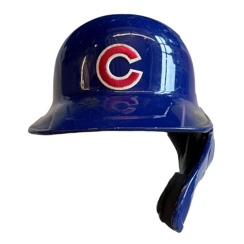 Photo of Kris Bryant Team-Issued Helmet -- Size 7 5/8 -- 2021 Season