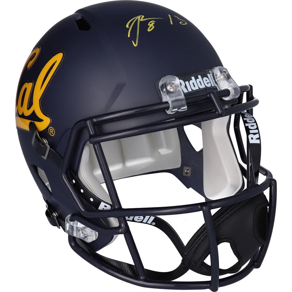 Aaron Rodgers Cal Bears Autographed Steiner Speed Replica Helmet