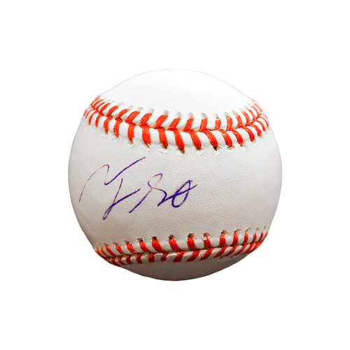 Photo of Terrance Gore Autographed Baseball
