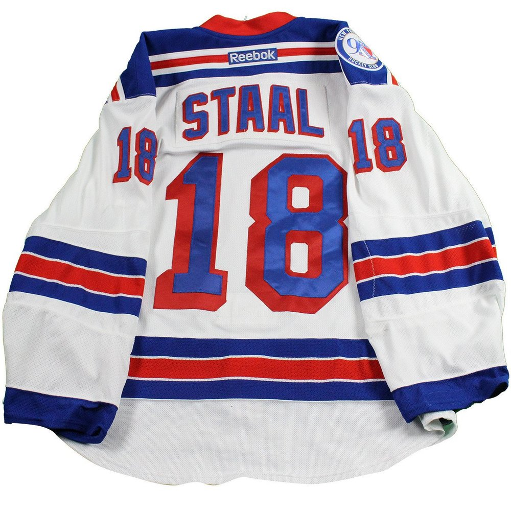 338a579fc clearance reebok premier 90th anniv 100th nhl anniv new york rangers 26  jimmy vesey home jersey fbe6c b7bca  discount code for marc staal new york  rangers ...
