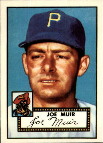 Photo of 1983 Topps 1952 Reprint #154 Joe Muir