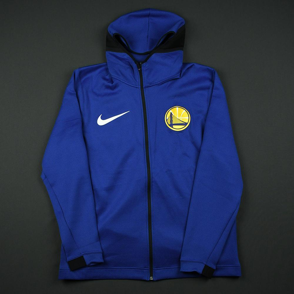 Klay Thompson - Golden State Warriors - 2018 JBL Three-Point Contest - Event-Issued Jacket