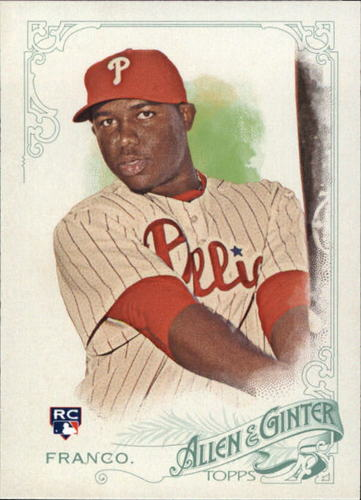 Photo of 2015 Topps Allen and Ginter #27 Maikel Franco RC
