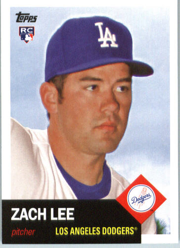 Photo of 2016 Topps Archives #93 Zach Lee RC
