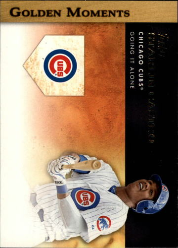Photo of 2012 Topps Golden Moments Series 2 #GM35 Starlin Castro