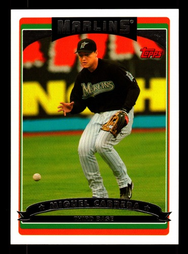 Photo of 2006 Topps #410 Miguel Cabrera