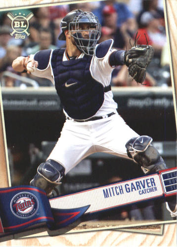 Photo of 2019 Topps Big League #115 Mitch Garver