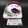NFL - Bills Andre Roberts Signed Mini Helmet