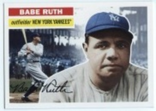 Photo of 2020 Topps Topps Choice #TC4 Babe Ruth