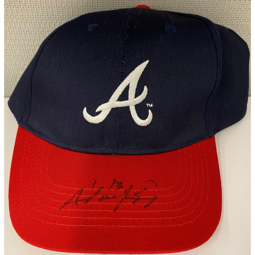 Photo of Adonis Garcia Autographed Hat