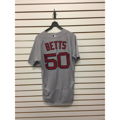 6ac0ac68e31 Mookie Betts Game-Used September 16