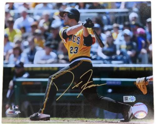 Photo of David Freese Autographed 8 x 10 Photo
