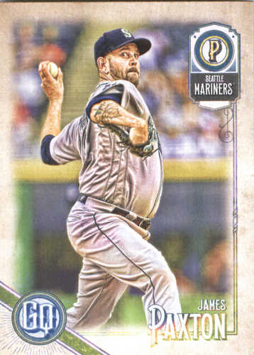 Photo of 2018 Topps Gypsy Queen #256 James Paxton