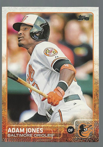 Photo of 2015 Topps #169A Adam Jones