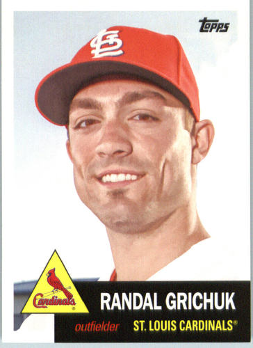Photo of 2016 Topps Archives #97 Randal Grichuk