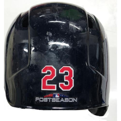 Michael Brantley Team Issued Batting Helmet
