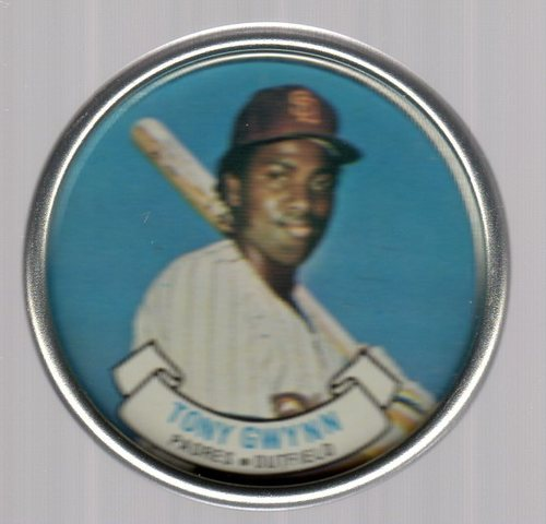Photo of 1987 Topps Coins #34 Tony Gwynn