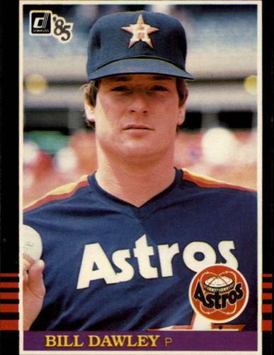 Photo of 1985 Donruss #354 Bill Dawley