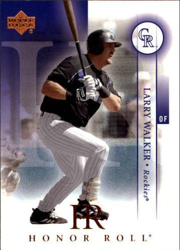 Photo of 2003 Upper Deck Honor Roll #97 Larry Walker