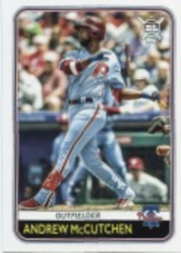 Photo of 2020 Topps Big League #195 Andrew McCutchen
