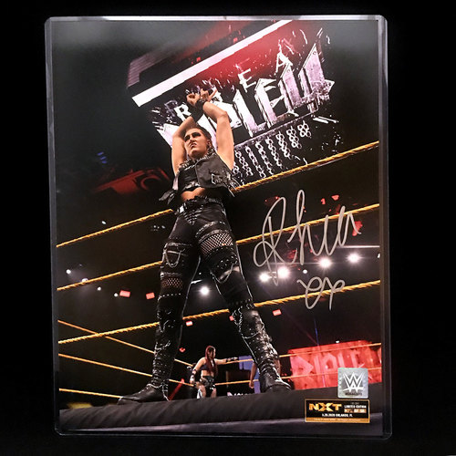Photo of Rhea Ripley SIGNED 11x14 (Random Number)