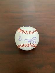 Photo of Eloy Jimenez Signed Baseball