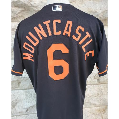 Photo of Ryan Mountcastle: Jersey - Game-Used - (Major League Debut)