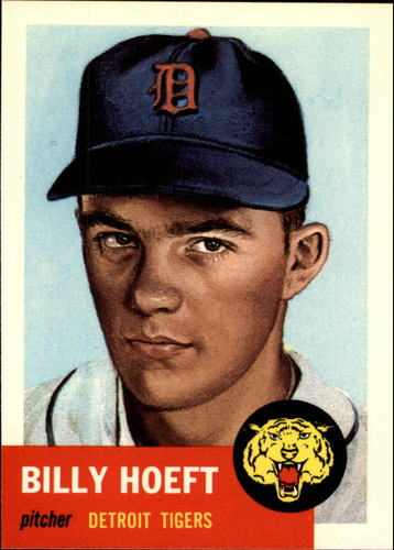 Photo of 1991 Topps Archives 1953 #165 Billy Hoeft