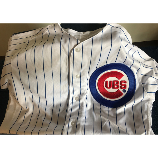 Photo of Kris Bryant signed MLB Authentic Collection Jersey