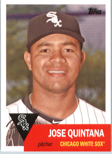 Photo of 2016 Topps Archives #98 Jose Quintana