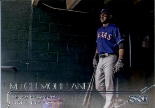 Photo of 2015 Stadium Club #134 Mitch Moreland