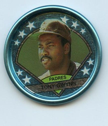 Photo of 1990 Topps Coins #36 Tony Gwynn