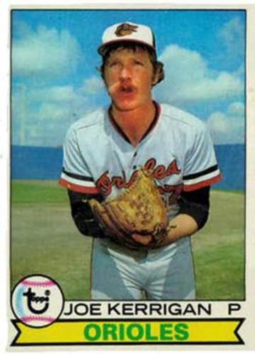 Photo of 1979 Topps #37 Joe Kerrigan DP