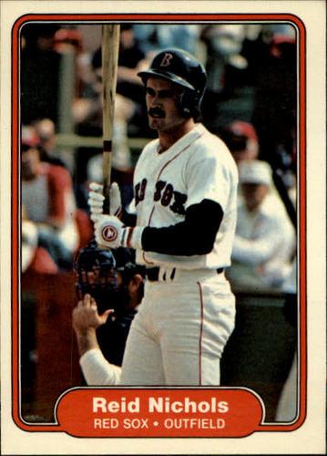 Photo of 1982 Fleer #300 Reid Nichols