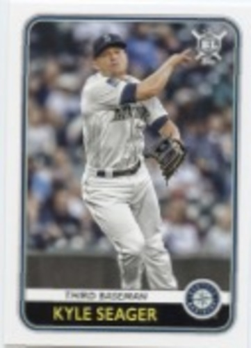 Photo of 2020 Topps Big League #197 Kyle Seager