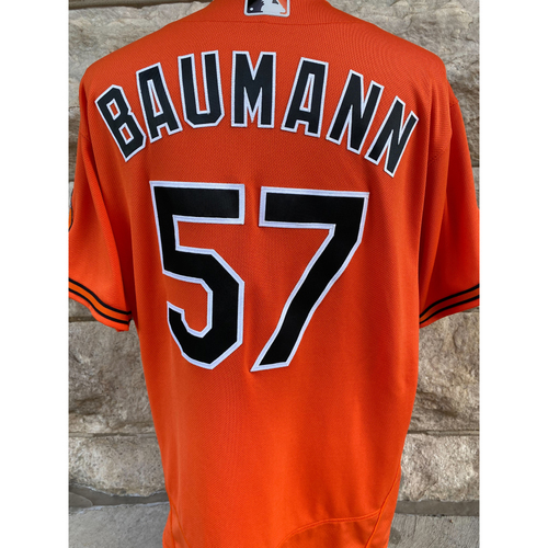 Photo of Mike Baumann: Jersey - Team Issued