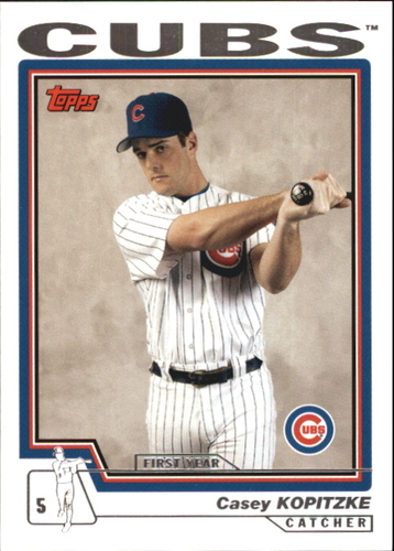 Photo of 2004 Topps Traded #T201 Casey Kopitzke FY RC