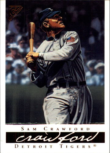 Photo of 2003 Topps Gallery HOF #6 Sam Crawford Hall of Fame Class of 1957