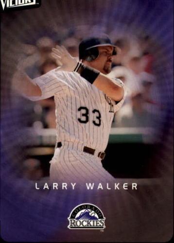 Photo of 2003 Upper Deck Victory #33 Larry Walker