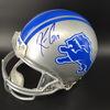 NFL - Lions Kenny Golladay Signed Proline Helmet
