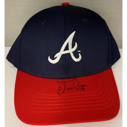 Photo of Jamie Garcia Autographed Hat