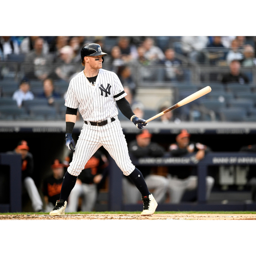 Photo of LOT #81: Memorable Moment: New York Yankees Outfielder Clint Frazier Personalized Special Recorded Video Message
