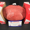 Legends - Eagles Mike Golic Signed Authentic Football