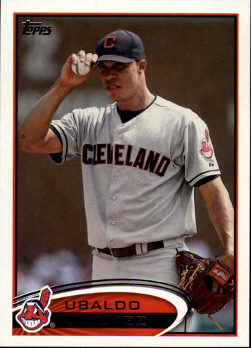 Photo of 2012 Topps #306 Ubaldo Jimenez