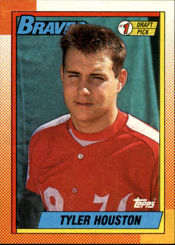 Photo of 1990 Topps #564 Tyler Houston FDP RC