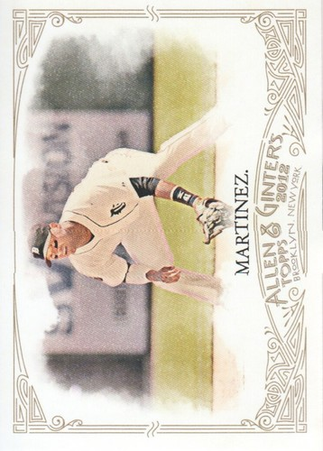 Photo of 2012 Topps Allen and Ginter #235 Victor Martinez