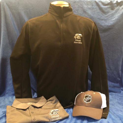 Photo of UMPS CARE AUCTION: NHL Officials Association Apparel Package
