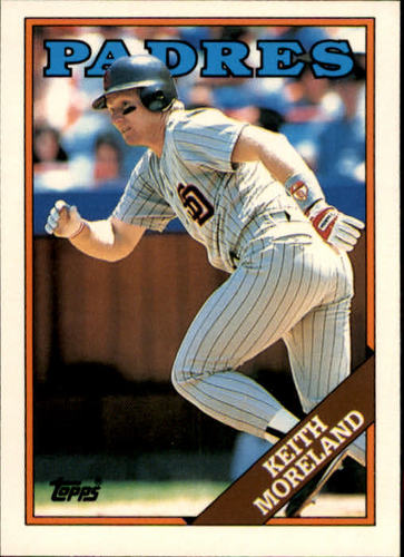 Photo of 1988 Topps Traded #72T Keith Moreland