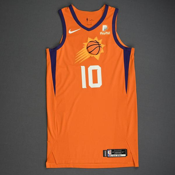 Image of Ty Jerome - Phoenix Suns - Game-Issued Statement Edition Jersey - 2019-20 Season