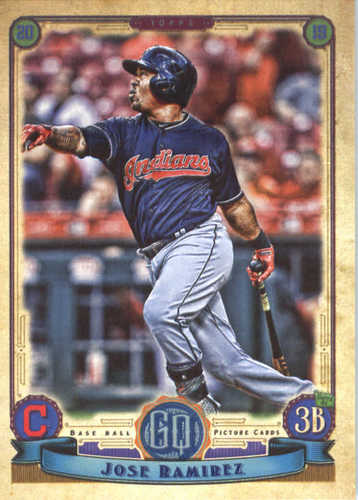 Photo of 2019 Topps Gypsy Queen #227 Jose Ramirez
